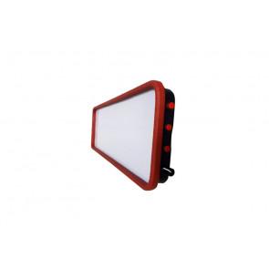3-х полосный малый LED плафон с регулировкой яркости 04048 Av-tool