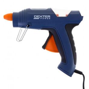 Пистолет клеевой Dexter