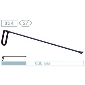 Китовый хвост 18014 (L 600 мм, В 27 мм) Av-tool