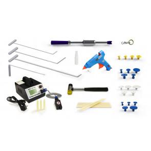 Комплект инструмента для ремонта градовых вмятин