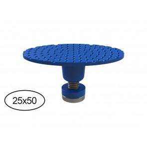 Клеевой грибок Keco HD, овальный (25X50 mm)