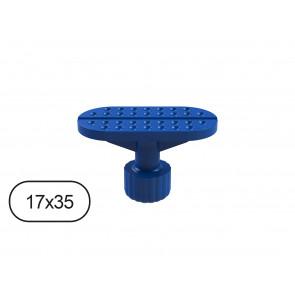 Клеевой грибок Keco Rib (17X35 mm)