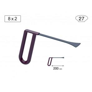 Китовый хвост 18012 (L 200 мм, В 27 мм) Av-tool