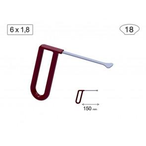 Китовый хвост 18016 (L 150 мм, В 18 мм) Av-tool