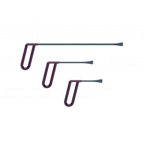 Av-tool. Набор из трех инструментов для работы под усилителями 18004-3 (27 мм)