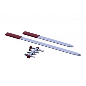 Av-tool. Комплект: Плоские крючки со сменными насадками, PM