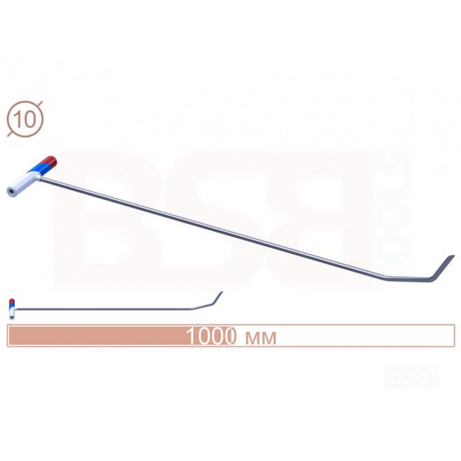 Крючок 10002 (L 100 см., Ø10 мм) Av-tool