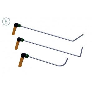 Комплект дверного инструмента 09031-3 Av-tool