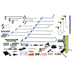 Инструменты для удаления вмятин PDR (128 предметов) Av-Tool