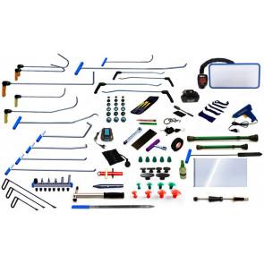 Комплект профессионального PDR инструмента 117 предметов Av-Tool