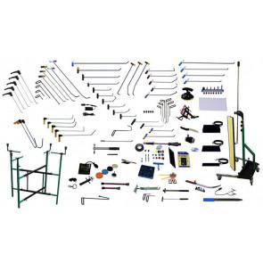 Набор из инструментов для удаления вмятин PDR (439 предметов) Av-Tool