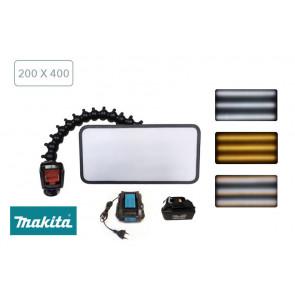 Большая мобильная аккумуляторная лампа (Макита) 04081 Av-Tool