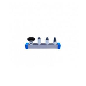 Комплект насадок с вращающими элементами 11031 Av-tool