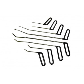 Комплект брасовых крючков 12009-8 AV-Tool