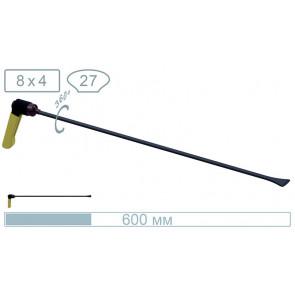 Китовый хвост с поворотной ручкой 18014PR Av-Tool