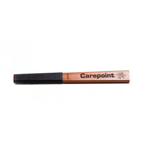 287 Ручка-молоток из красного дерева со вставкой кожи, L-390mm Carepoint