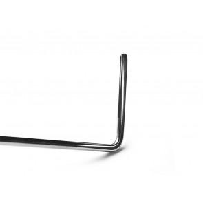 Крючок 304 (L 430 мм, ø 7 мм) Schaban tools