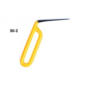 30-2 PDR Китовый хвост-пистолет L-90 мм, ширина кончика-30 мм Carepoint