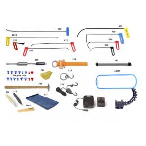 303-40 Набор из 39 PDR инструментов Carepoint