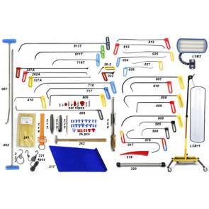 303-70 Набор из 70 PDR инструментов Carepoint