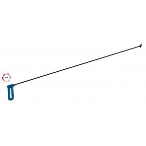 346A PDR Китовый хвост с поворотной ручкой L-1000 мм, ширина кончика-40 мм Carepoint