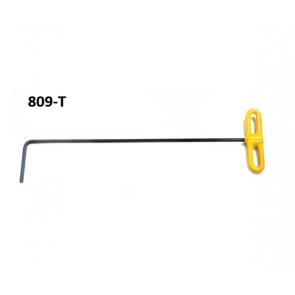 809-T PDR крючок с поворотной ручкой L-580 мм, Ø-8 мм Carepoint