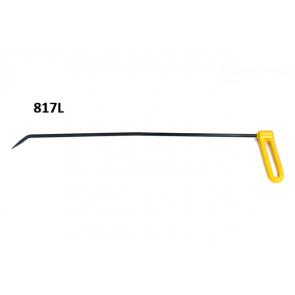 817L PDR крючок с поворотной ручкой (левый) L-600 мм , Ø-8 мм Carepoint