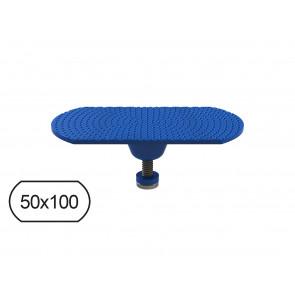 Клеевой грибок Keco Super, овальный (50X100 mm)