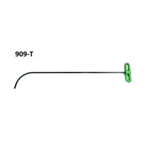 909-Т PDR крючок с поворотной ручкой L-780 мм, Ø-9 мм Carepoint