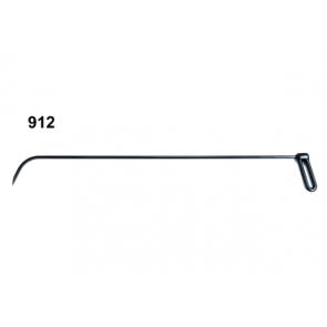 912 PDR крючок с поворотной ручкой L-950 мм , Ø-10 мм Carepoint