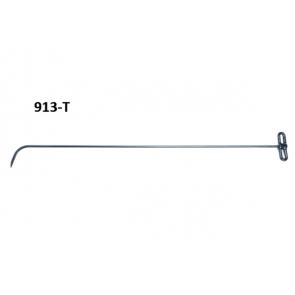 913-Т PDR крючок с поворотной ручкой L-1200 мм, Ø-10 мм Carepoint