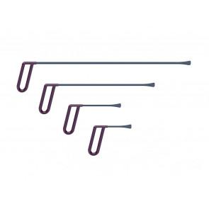 Av-tool. Набор из четырех инструментов для работы под усилителями 18003-4 (27 мм)