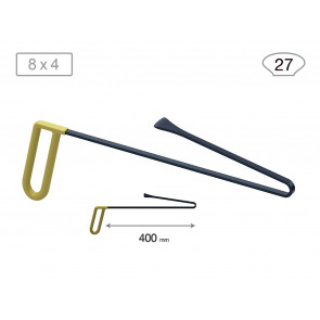 Китовый хвост для сложного доступа 18023 Av-tool